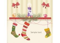 可爱风圣诞素材图片