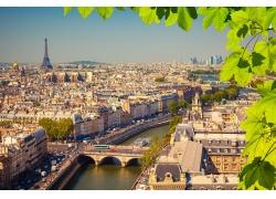 巴黎景色摄影