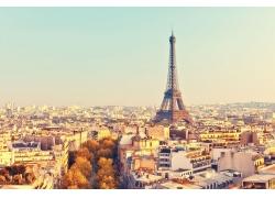 巴黎风景摄影