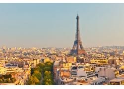 美丽的巴黎美景