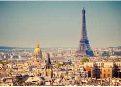美丽巴黎全景
