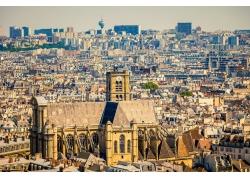 巴黎风光摄影