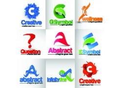 创意字母logo设计