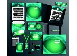 绿色梦幻VI设计