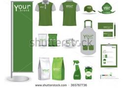 绿色时尚企业VI设计