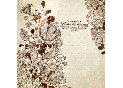 植物花卉图案