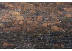 石头墙壁纹理背景