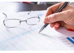 分析财务的会计