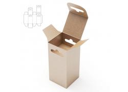 创意产品包装盒效果