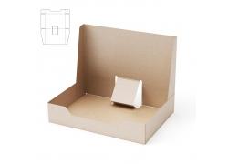 空白包装盒效果