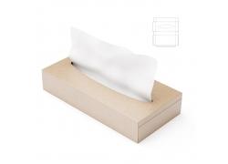 抽纸包装盒效果