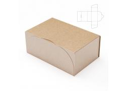 创意空白包装盒效果图