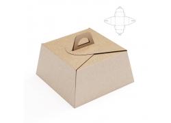 高档礼盒效果图