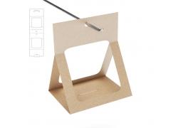 三角形产品包装效果