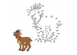 数字游戏漫画羊图片