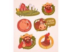 农场标志图标图片