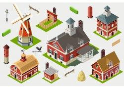 农场房屋设计图片图片