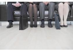 职业人物美腿