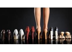 高跟鞋与性感美腿