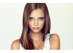 外国美丽女孩