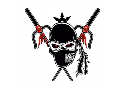 忍者徽标设计