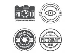 圆环照相机标志