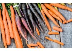 胡萝卜摄影图片