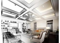 家装3D效果图设计