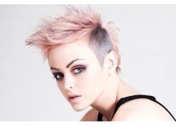 短发美女发型