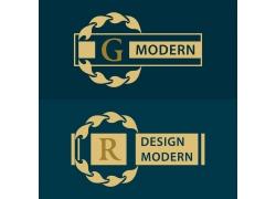 英文LOGO商标设计