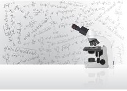 数学公式与显微镜