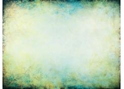 蓝色的水彩背景