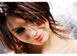 美容美发模特儿
