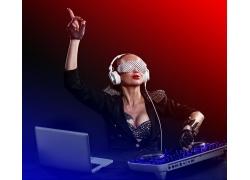 性感美女DJ师