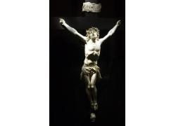 十字架上的耶稣