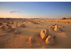 沙漠与石头