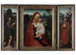 欧洲宗教人物绘画