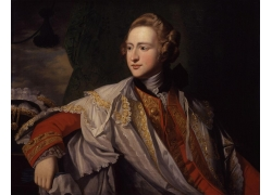 欧洲皇室人物绘画