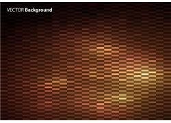 褐色立体砖块背景
