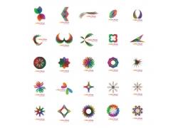 个性炫彩标志合集