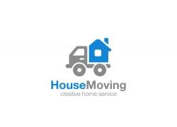 搬家公司标志设计