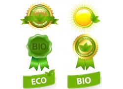 生态环保标签设计