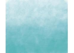蓝色云彩纸张