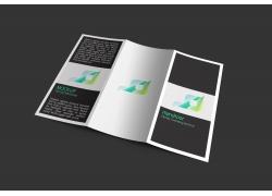 公司宣传折页设计图片