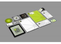绿色时尚公司VI设计