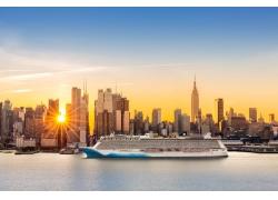 城市观光船