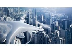 无人机和城市