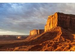 高山与沙漠