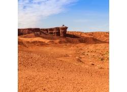 沙漠与人物