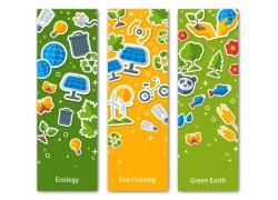 生态环保展板设计